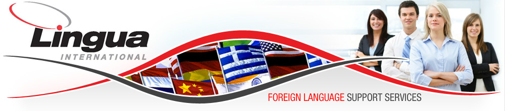 Lingua International Language Support and Translation Services
